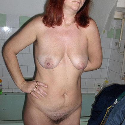 Kan du hjälpa en mogen kvinna?